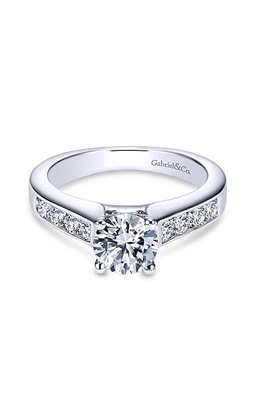 Gabriel & Co. Contemporary Engagement Ring ER3962W44JJ product image