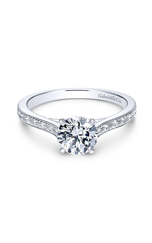 Gabriel & Co. Victorian Engagement ring ER7222W4JJJ product image