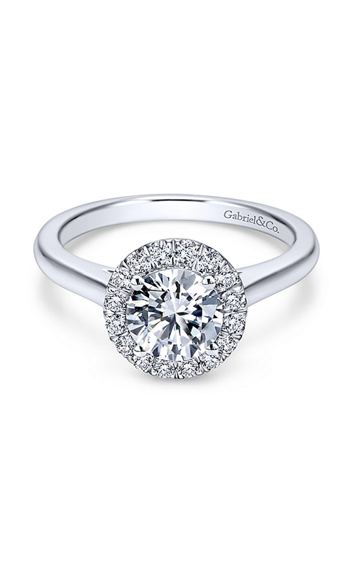 Gabriel & Co. Contemporary Engagement ring ER7265W44JJ product image