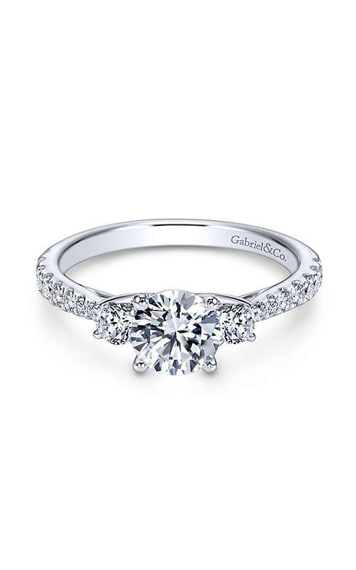 Gabriel & Co. Contemporary Engagement ring ER7460W44JJ product image