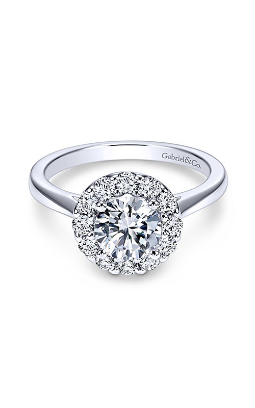 Gabriel & Co. Contemporary Engagement ring ER7495W44JJ product image
