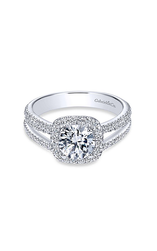 Gabriel & Co. Contemporary Engagement ring ER7786W44JJ product image