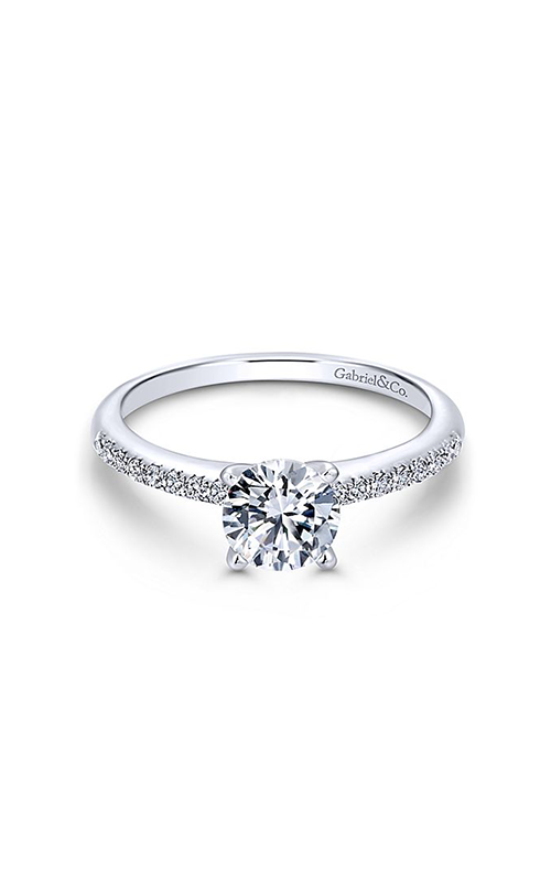 Gabriel & Co. Contemporary Engagement Ring ER7973W44JJ product image