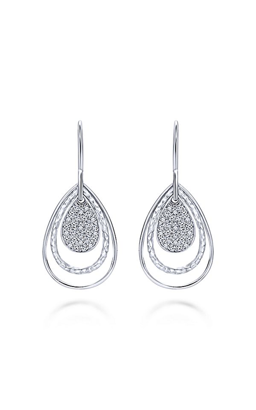 Gabriel & Co. Souviens Earrings EG12545SVJWS product image