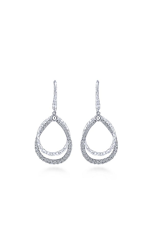 Gabriel & Co. Souviens Earrings EG12989SVJWS product image