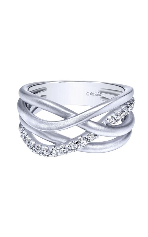 Gabriel & Co. Contemporary Fashion Ring LR50466SVJWS product image