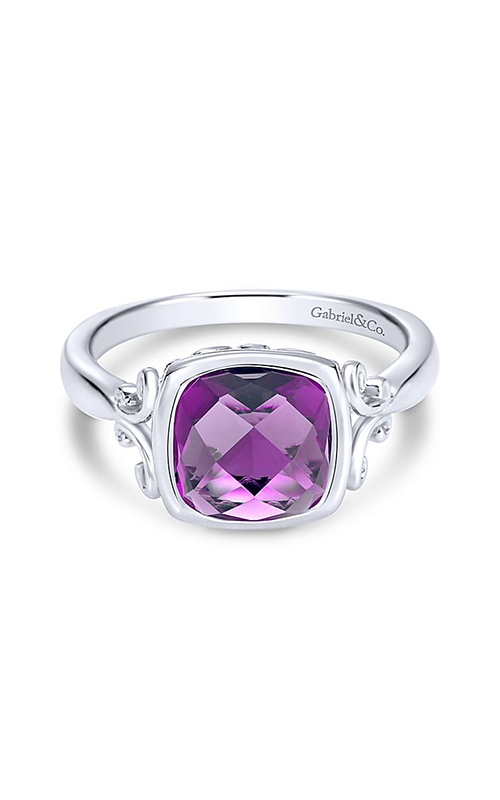 Gabriel & Co. Contemporary Fashion ring LR6845SVJAM product image