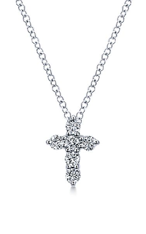 Gabriel & Co. Faith Necklace NK2664W44JJ product image