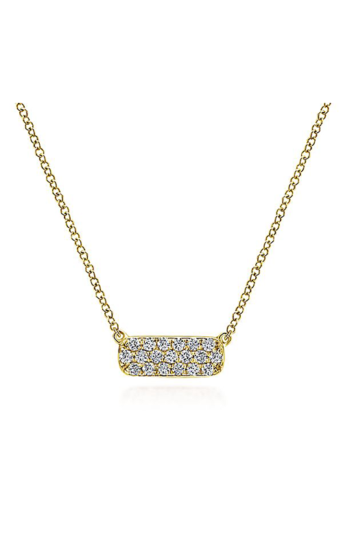 Gabriel & Co. Lusso Diamond Necklace NK4943Y45JJ product image