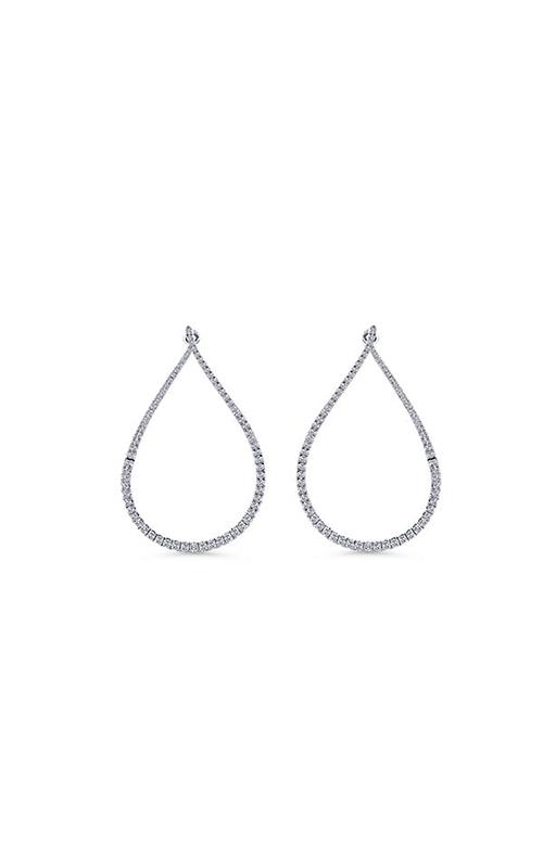 Gabriel & Co. Lusso Diamond Earrings EG12903W45JJ product image