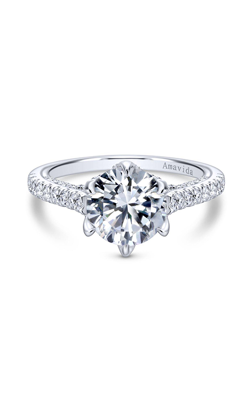 Gabriel & Co. Majestic Engagement ring ER11640R6PT3JJ product image