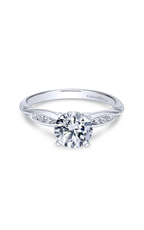 Gabriel & Co. Contemporary Engagement ring ER11749R3W84JJ product image