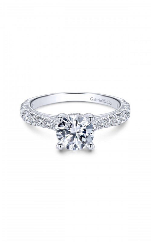 Gabriel & Co. Contemporary Engagement ring ER12292R4W44JJ product image