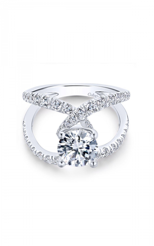 Gabriel & Co. Nova Engagement Ring ER13683R6W44JJ product image