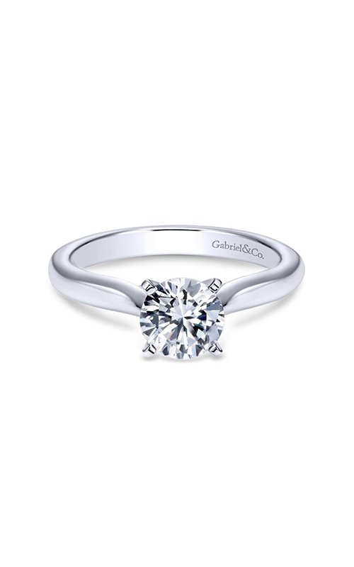 Gabriel & Co. Contemporary Engagement ring ER6684PTJJJ product image