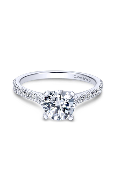 Gabriel & Co. Contemporary Engagement Ring ER7224W84JJ product image