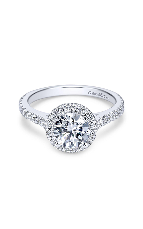 Gabriel & Co. Contemporary Engagement ring ER7259W44JJ product image