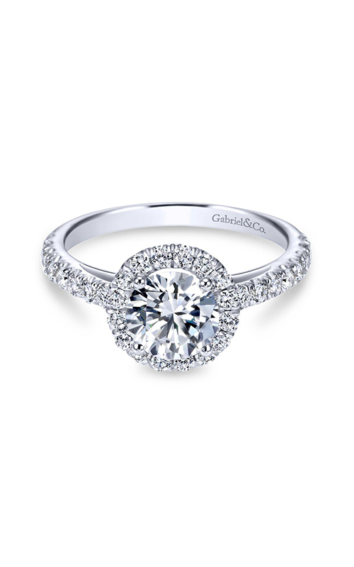 Gabriel & Co. Contemporary Engagement Ring ER7261W84JJ product image