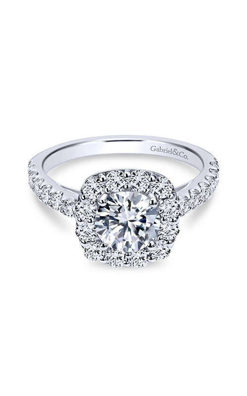 Gabriel & Co. Contemporary Engagement ring ER7480W84JJ product image