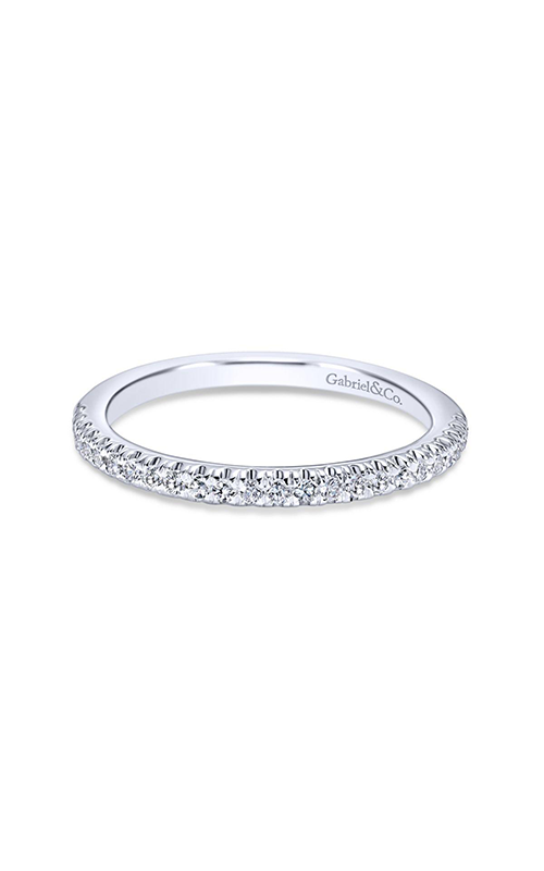 Gabriel & Co Contemporary Wedding Band WB10439W44JJ product image