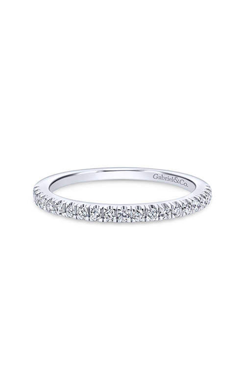 Gabriel & Co Contemporary Wedding Band WB12291R3W44JJ product image