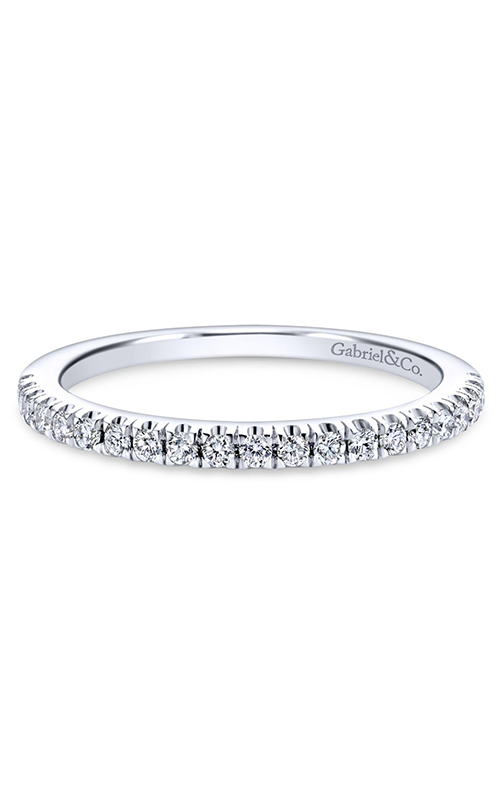 Gabriel & Co Contemporary Wedding Band WB12291R3W84JJ product image