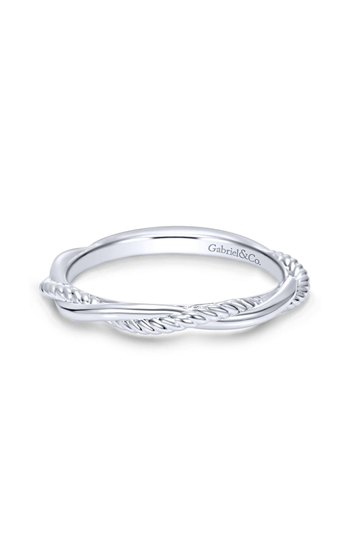 Gabriel & Co Contemporary Wedding Band WB8817W4JJJ product image