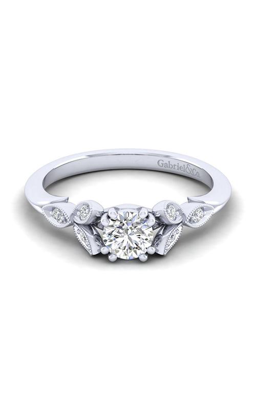Gabriel & Co. Victorian Engagement Ring ER11721R2W44JJ.CSCZ product image