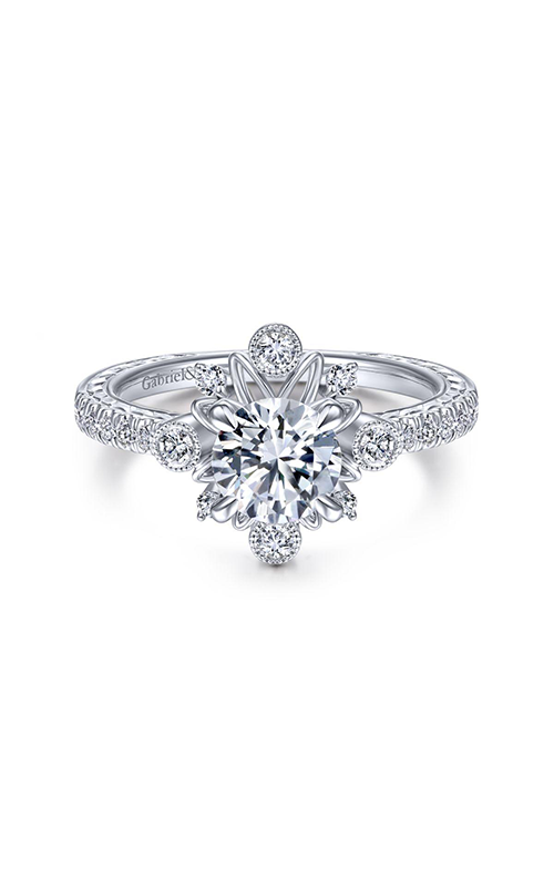 Gabriel & Co Starlight Engagement Ring ER14769R3W44JJ product image