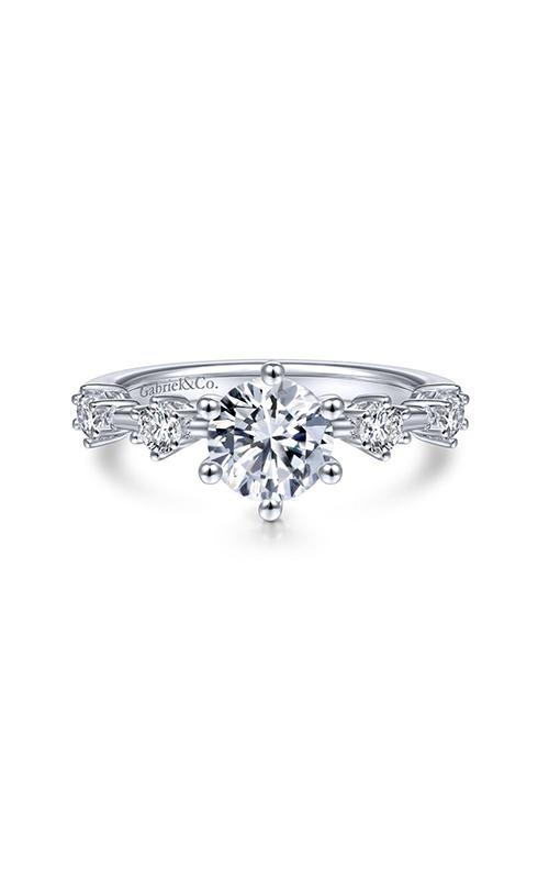 Gabriel & Co Starlight Engagement Ring ER14785R4W44JJ product image