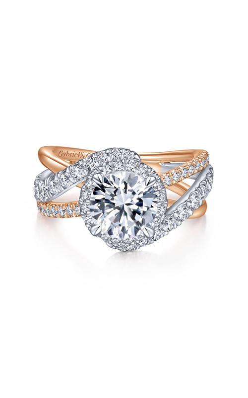 Gabriel & Co. Contemporary Engagement ring ER15016R6T44JJ.0001 product image