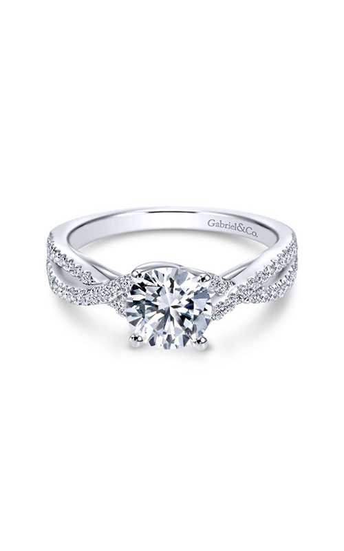 Gabriel & Co. Contemporary Engagement ring ER7546W44JJ.0044 product image