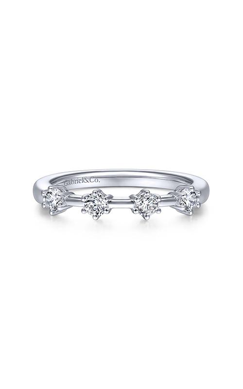 Gabriel & Co Starlight Wedding Band WB14785R4W44JJ product image