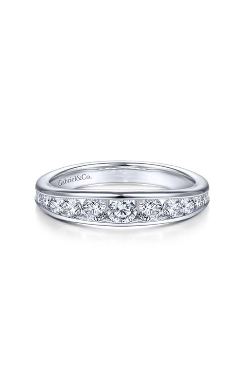 Gabriel & Co. Contemporary Wedding band WB14889R8W44JJ product image