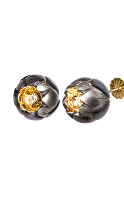 Galatea Heart Of Gold Earrings DIP-102ET product image
