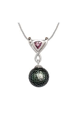 Galatea Momento Pearl Necklace MO-9 product image
