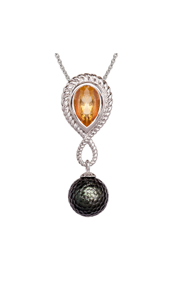 Galatea Momento Pearl Necklace MO-10 product image
