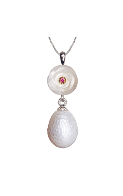 Galatea Momento Pearl Necklace MO-23 product image