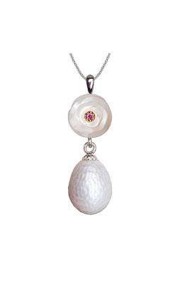 Galatea Momento Pearl Necklace MO-23 product image