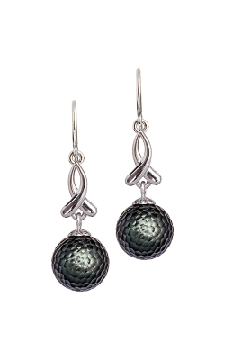 Galatea Momento Pearl Earrings MO-6E product image