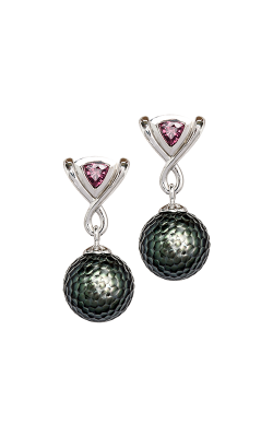 Galatea Momento Pearl Earrings MO-9E product image