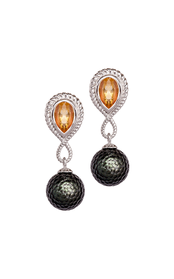 Galatea Momento Pearl Earrings MO-10E product image