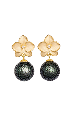Galatea Momento Pearl Earrings MO-13E product image