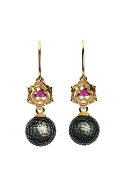 Galatea Momento Pearl Earrings MO-21E product image