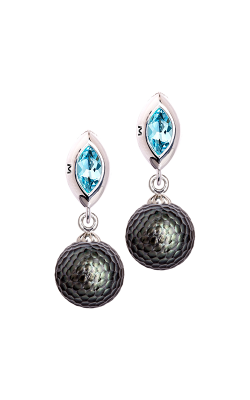 Galatea Momento Pearl Earrings MO-26E product image