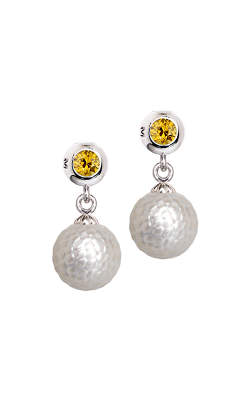 Galatea Momento Pearl Earrings MO-27E product image