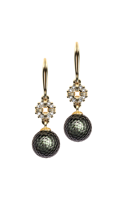 Galatea Momento Pearl Earrings MO-29E product image