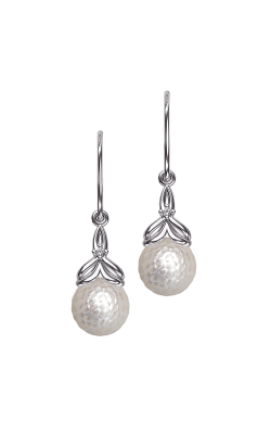 Galatea Momento Pearl Earrings  MO-34E product image