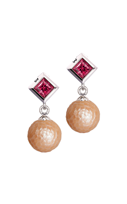 Galatea Momento Pearl Earrings MO-25E product image