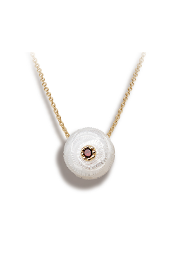 Galatea Pearl Flower Necklace PB1 product image